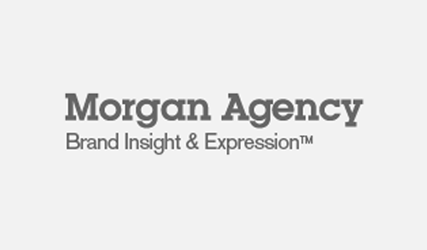 Morgan Agency - brand insight and expression
